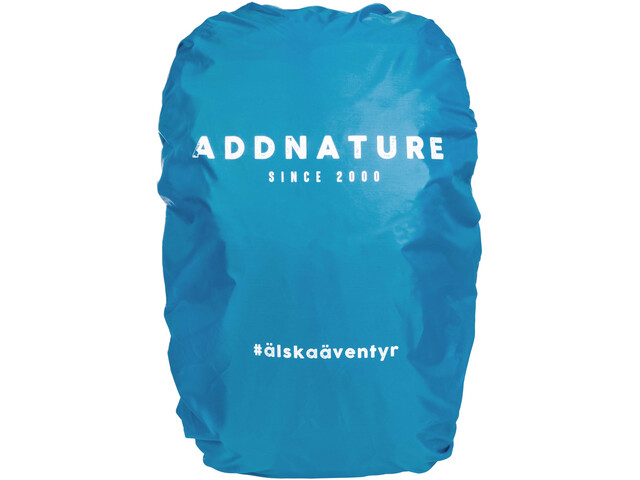 addnature Raincover M 15-30l, blue